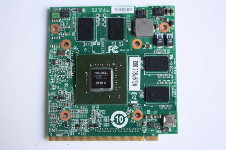 Carte Video Nvidia Acer Aspire 7530 Cvpo 1014 50 00 Specialiste De La Vente De Pieces Detachees D Occasion Pour Pc Portables Et Pc Fixes