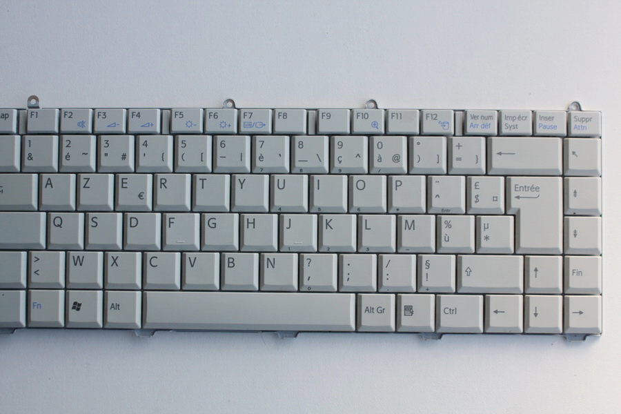 Clavier Sony VGN FS415M