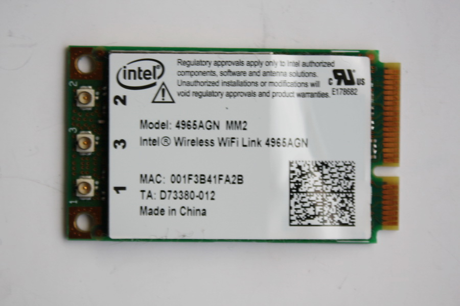 Carte WIFI Sony PCG-7121M